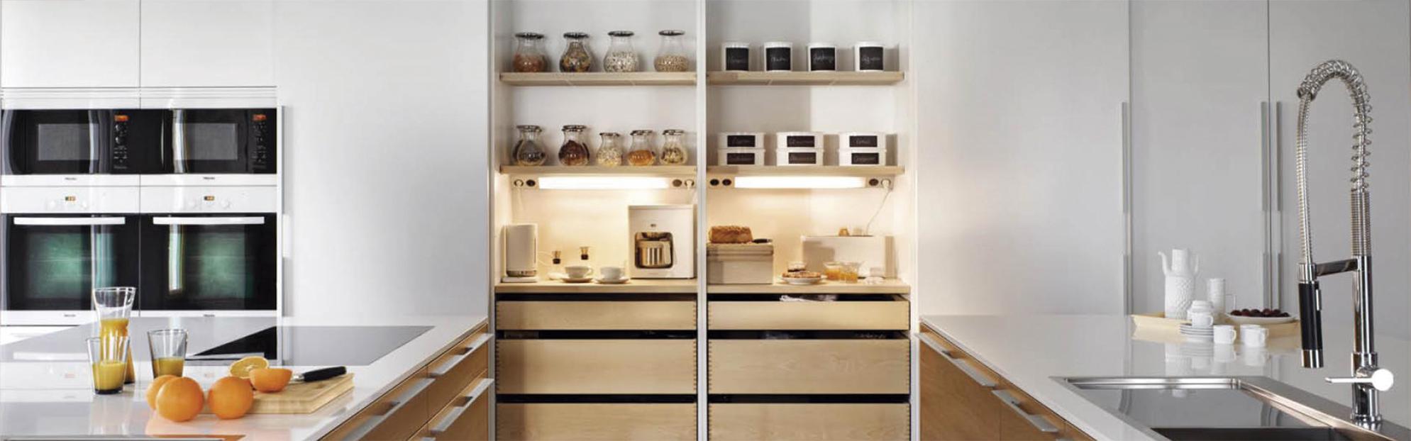 Catálogo de Cocinas Santos