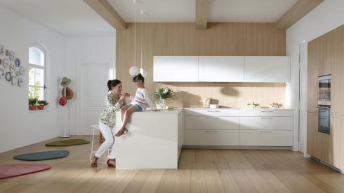 Modelos de Cocinas Santos con tirador