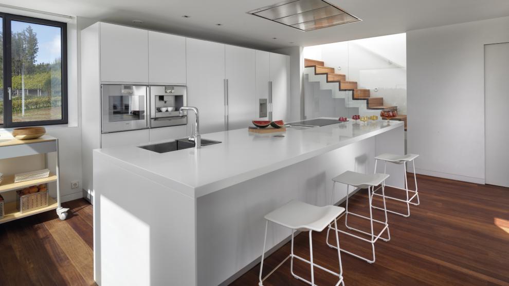 Cómo escoger la mejor encimera para tu cocina? - Cocinas SANTOS