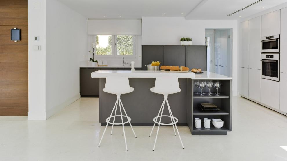 Todo lo que necesitas saber para escoger el diseño de tu cocina ...